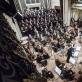 """""""Missa solemnis"""" atlikimas Nacionalinėje filharmonijoje. D. Matvejevo nuotr."""