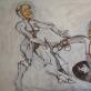 """Evaldas Jansas, """"Foto kulisai. Vyro ir moters teisminės kovos Viduramžiais"""". 2014 m. A. Narušytės nuotr."""