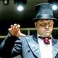 Dirigentas Robertas Beinaris. D. Matvejevo nuotr.