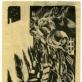 "Cornelia Gurlitt, ""Jūs, kurios naktimis išeinate į gatves"". Litografija. 1917 m. ©VVGŽM"