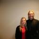 Ingrida Alonderė ir Eric Whitacre. Asmeninio archyvo nuotr.