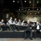"Lietuvos tenorų šou. Ugnius Vaiginis, ""Trimitas"" ir Rafailas Karpis. D. Matvejevo nuotr."