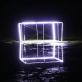 """""""M4"""" kūrybinė grupė, """"Atspindžiai"""", instaliacijos fragmentas. 2015 m. A. Narušytės nuotr."""