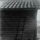 """Matsumoto Eiichi, """"Kareivio šešėlis, likęs ant Nagasakio karinio štabo medinės sienos (Minami-Yamate machi, 4,5 km nuo sprogimo vietos)"""". 1945 m."""