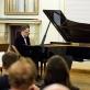 Petras Geniušas koncerte Krokuvos filharmonijoje