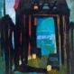 """Jonas Švažas, """"Tiltas"""". 1965 m. LDM nuosavybė"""