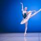Milda Luckutė M.K. Čiurlionio menų mokyklos Baleto skyriaus Gala koncerte. T. Ivanausko nuotr.