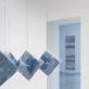 """Gintauto Trimako parodos """"Atsakymas"""" vaizdas. L. Skeisgielos nuotr."""
