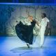 """Auksė Mikalajūnaitė (Marina) ir Nikola Hadjitanevas (Džonas) balete """"Graikas Zorba"""". E. Sabaliauskaitės nuotr."""
