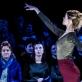 """Gailė Butvilaitė spektaklyje """"Nežinoma žemė. Šalčia"""". D. Matvejevo nuotr."""