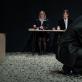 "Karolis Legenis spektaklyje ""Ūbo teismas"". A. Gudo  nuotr."