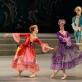 """Scena iš baleto """"Pelenė"""". M. Aleksos nuotr."""