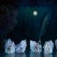 "Scena iš baleto ""Žizel"". M. Aleksos nuotr."