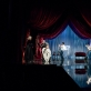 "Scena iš spektaklio ""Balkonas"". L. Vansevičienės nuotr."