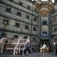 """Scena iš spektaklio """"Marti"""", suvaidinto buvusiame Lukiškių kalėjime. L. Vansevičienės nuotr."""