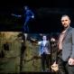 """Valentinas Novopolskis (Parfionas Rogožinas) spektaklyje """"Idiotas"""". L. Vansevičienės nuotr."""