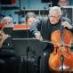 David Geringas Klaipėdos violončelės festivalyje. Organizatorių nuotr.