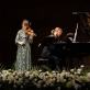 Alexandra Conunova ir Denis Kozuchin. R. Olinio nuotr. / Jūrmalos muzikos festivalis