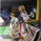"""Antanas Stanevičius, """"Pirtis Amerikoje"""", paroda knygyne """"Vaga"""" / kavos bare """"Ex libris"""", Plungė, 2018 m. """"Lietuviški šokiai Los Andžele"""", 1996 m. A. Narušytės nuotr."""