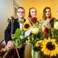 Vilniaus kvartetas po koncerto. D. Matvejevo nuotr.
