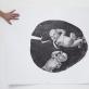 """Birutė Zokaitytė, """"Kūdikiai ant kelmo"""", iš ciklo """"Mėnulio laboratorijos"""". 2016 m. B. Zokaitytės nuotr."""