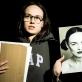 """Dovilė Kundrotaitė spektaklyje """"Trans Trans Trance"""". T. Ivanausko nuotr."""