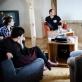 """6-oji Tarptautinė jaunųjų teatro kritikų konferencija """"(re)FRESH"""", nuotr. L. Vansevičienės"""