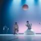 """Scena iš šokio spektaklio """"Mano Piteris Penas"""". V. Petriko nuotr."""