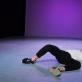 "Adrianas Carlo Bibiano spektaklyje ""Nailed it"". K. Latvytės-Bibiano nuotr."