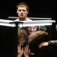 """Dainius Gavenonis (Klaudijus, Šmėkla) spektaklyje """"Hamletas"""". D. Matvejevo nuotr."""