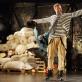 "Dmitrijus Denisiukas spektaklyje ""Venecijos pirklys"". D. Matvejevo  nuotr."