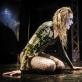 """Gailė Butvilaitė spektaklyje """"Išvarymas"""". D. Matvejevo nuotr."""