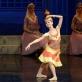 """Jade Longley balete """"Bajaderė"""". M. Aleksos nuotr."""