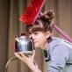 "Julietta Birkeland spektaklyje ""Tvarkos diena"". D. Matvejevo nuotr."