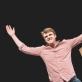 """Martynas Nedzinskas spektaklyje """"Nuostabūs dalykai"""". Manto HeadShooter nuotr."""