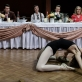 """Paulina Taujanskaitė spektaklyje """"Vienos miško pasakos"""". L. Vansevičienės nuotr."""