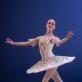 Rūta Karvelytė Baleto skyriaus Gala koncerte. M. Aleksos nuotr.