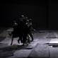 """Scena iš spektaklio """"Didysis tramdytojas"""". J. Mommert nuotr."""