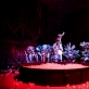 """Scena iš spektaklio """"Orfeo. Miesto šviesos"""". D. Matvejevo nuotr."""