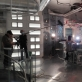 """Spektaklio """"Ryšys"""" filmavimas. R. Beržausko nuotr."""