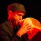 """Jon Birtsong iš grupės """"Black Flowers"""" (Belgija). D. Klovienės nuotr."""