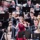 Lina Baublytė, Sergijus Kirsenka ir Lietuvos nacionalinis simfoninis orkestras. D. Matvejevo nuotr.