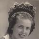 Rita Viržonytė (Vaitkevičienė), 1951 m. R. Viržonytės ir R. Aleknaitė-Bieliauskienės archyvo nuotr.