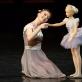 """Julija Stankevičiūtė balete """"Spragtukas"""". M. Aleksos nuotr."""