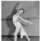 Leokadija Aškelovičiūtė Leningrado choreografijos mokykloje. L. Aškelovičiūtės archyvo nuotr.