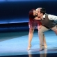 """Olesia Šaitanova ir Isaac Evans balete """"Stebuklingas mandarinas"""". M. Aleksos nuotr."""