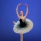 Rusnė Rimkutė  Baleto skyriaus Gala koncerte. M. Aleksos nuotr.