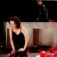 """Scena iš spektaklio """"Hamletas"""". K. Sabeckio nuotr."""