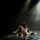 """Scena iš spektaklio """"Bekūniai"""". L. Vansevičienės nuotr."""