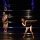 """Scena iš spektaklio """"Melancholijos bokštai"""". Šokio teatro """"Airos"""" nuotr."""